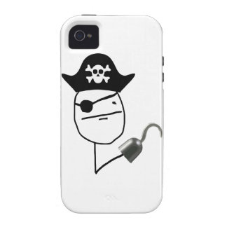 Pirate Case-Mate iPhone 4 Covers