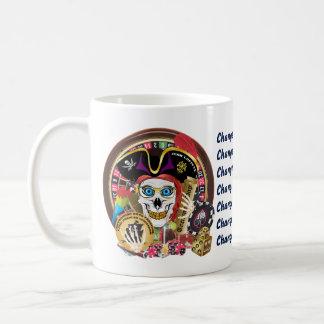 Pirate Casino 1 NOT JUMBO  Read About Design Coffee Mug