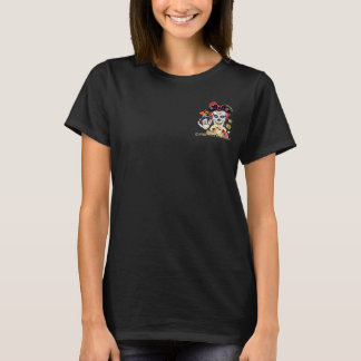 Pirate Casino Queen Important Read About Design T-Shirt