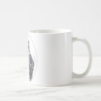 Pirate cat Design Coffee Mug
