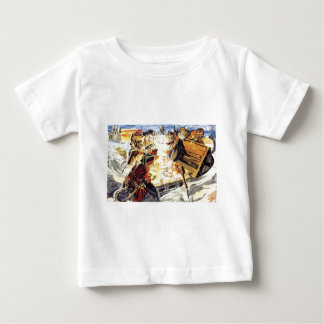 Pirate Cats Baby T-Shirt