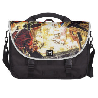 Pirate Cats Bag For Laptop
