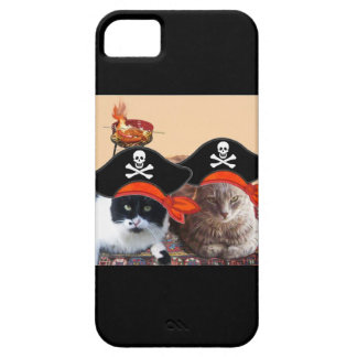 PIRATE CATS ,Talk like a Pirate Day iPhone SE/5/5s Case