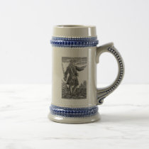 Pirate Charles Vane Beer Stein