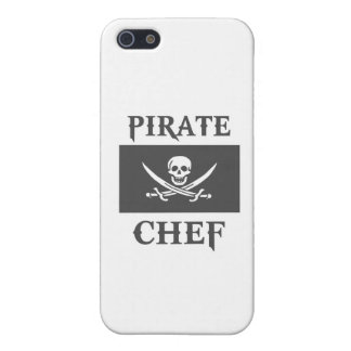Pirate Chef iPhone 5 Cover
