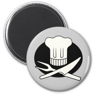Pirate Chef Magnet