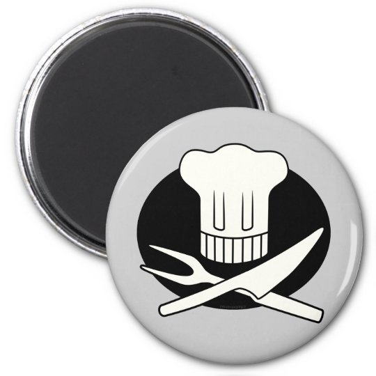 Pirate Chef Magnet