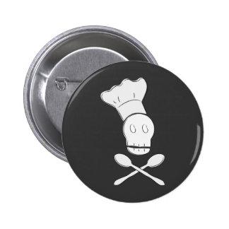 Pirate Chef Pinback Button