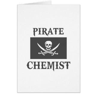 Pirate Chemist Cards