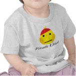 Pirate Chick Tee Shirt