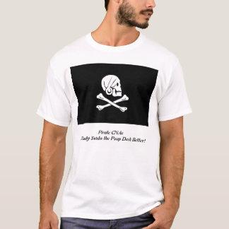 Pirate CNAs mens shirt
