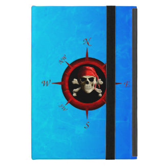 Pirate Compass Rose Case For iPad Mini
