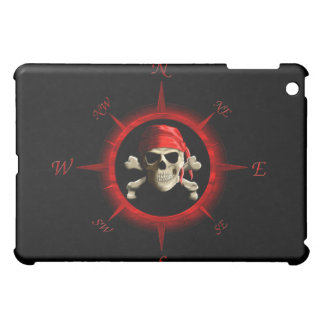 Pirate Compass Rose Cover For The iPad Mini