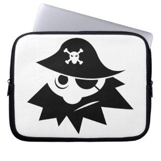 Pirate Computer Sleeves