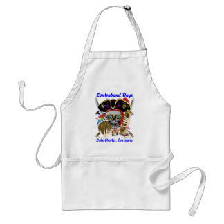 Pirate Contraband Days All Styles Adult Apron