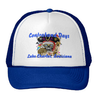 Pirate Contraband Days All Styles Trucker Hat