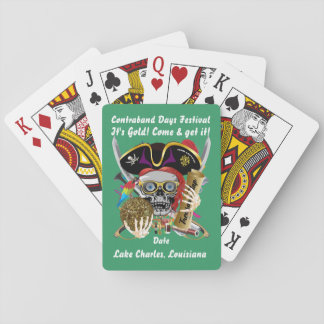 Pirate Contraband Days View about Design Card Decks