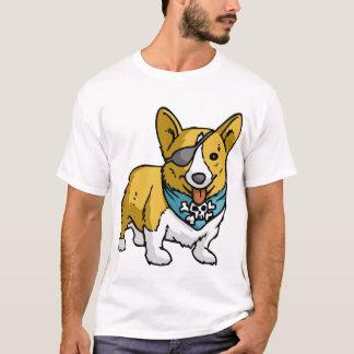 Pirate Corgi T-Shirt