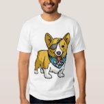 Pirate Corgi Tee Shirt