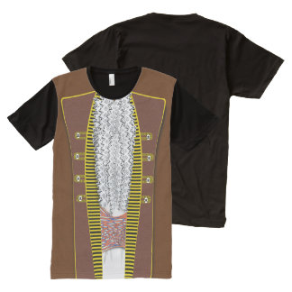 Pirate Costume All-Over-Print T-Shirt