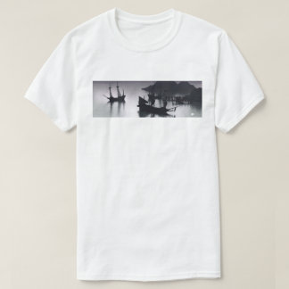 Pirate Cove Panorama T-Shirt