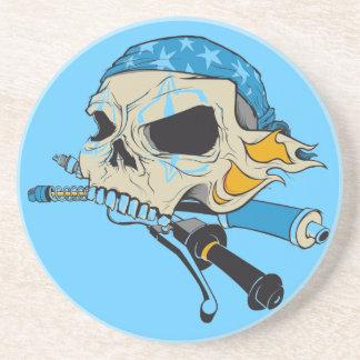 Pirate Cr�ne - Drink Coaster