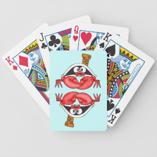 Pirate Crabs Playing Cards