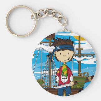Pirate Crewman Keychain