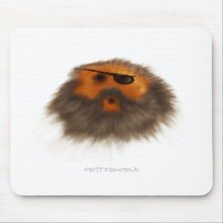 Pirate Critter Mousepad