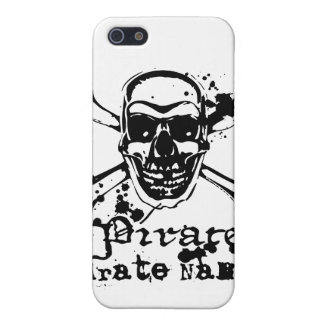 Pirate Cross Bones Cover For iPhone SE/5/5s
