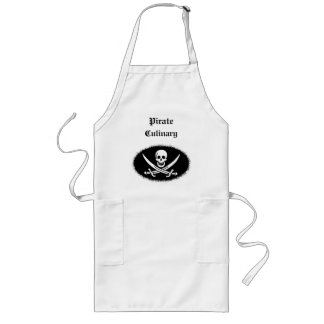 Pirate Culinary Aprons