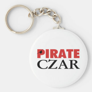 Pirate Czar Key Chains
