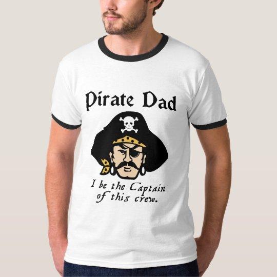 Pirate Dad T-shirt