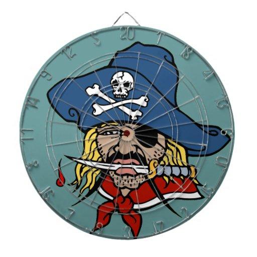 Pirate Dartboards