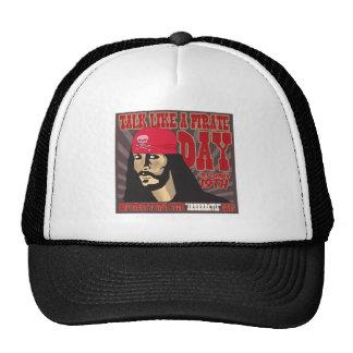Pirate Day Trucker Hat