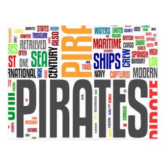 Pirate Day Postcard
