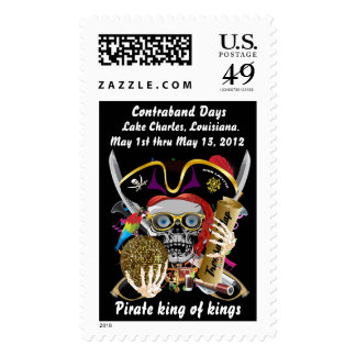Pirate Days Lake Charles, Changes Date View Notes Postage