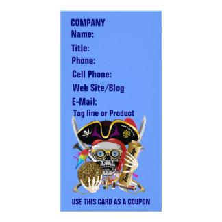 Pirate Days Lake Charles, Louisiana. 30 Colors Card