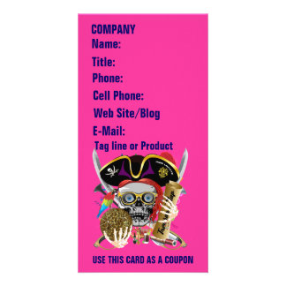 Pirate Days Lake Charles, Louisiana. 30 Colors Card