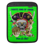 Pirate Days Lake Charles, Louisiana. 30 Colors Sleeves For iPads