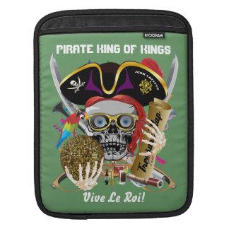 Pirate Days Lake Charles Louisiana 30 Colors iPad Sleeves