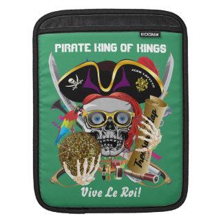 Pirate Days Lake Charles Louisiana 30 Colors Sleeve For iPads