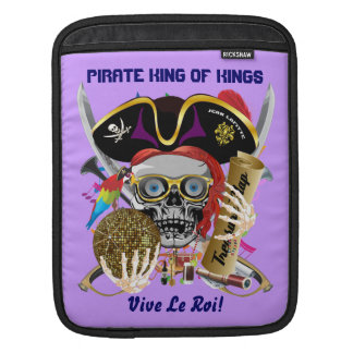 Pirate Days Lake Charles Louisiana 30 Colors Sleeves For iPads
