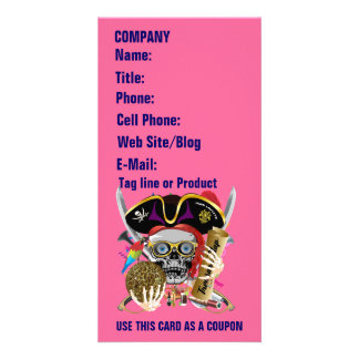 Pirate Days Lake Charles Louisiana 30 Colors Picture Card