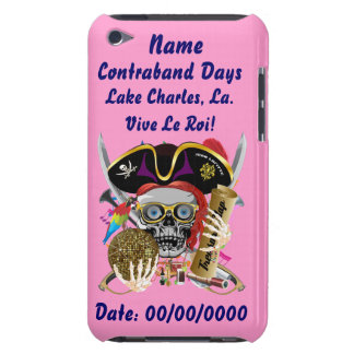 Pirate Days Lake Charles, Louisiana. View Hints Barely There iPod Case
