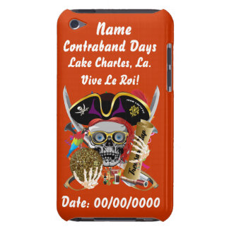 Pirate Days Lake Charles, Louisiana. View Hints Barely There iPod Cover