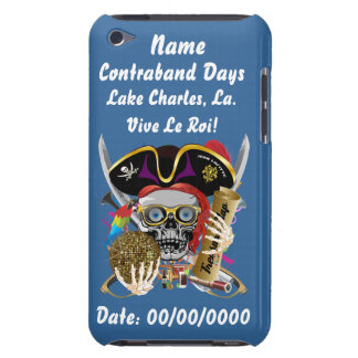 Pirate Days Lake Charles, Louisiana. View Hints iPod Touch Case