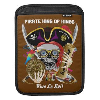 Pirate Days Louisiana 30 Colors iPad Sleeve