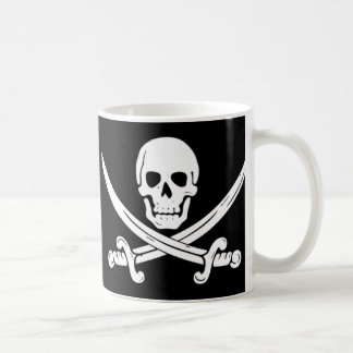 Pirate - Death Before Decaf Mugs