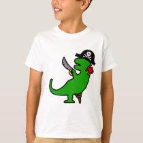 Pirate Dinosaur T-Shirt
